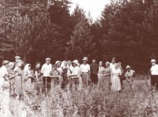 Областной семинар агрономов, 1959 г.