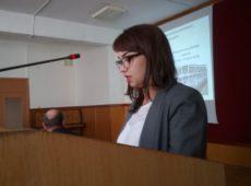 Доклад аспирантки НГСХА Андроновой Т.