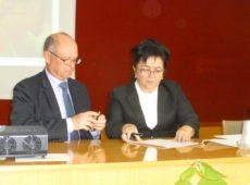 Подписание договора о сотрудничестве с Национальным университетом Узбекистана им. Мирзо Улугбека