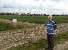М.Н. Новиков рассказывает об исследованиях по биологизации земледелия на дерново-подзолистых почвах